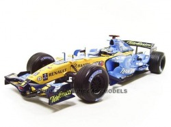 Renault F1 2006 #1 Constructor Alonso 1 Of 4322 Made Diecast Model 1/18 Diecast Car